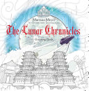 The Lunar Chronicles Coloring Book image