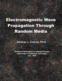 Electromagnetic Wave Propagation Through Random Media