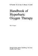 Handbook Of Hyperbaric Oxygen Therapy Book PDF