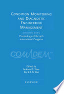 Condition Monitoring And Diagnostic Engineering Management Book PDF