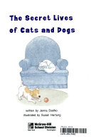 The Secret Lives Of Cats And Dogs