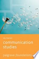 Communication Studies Book PDF