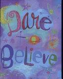 Dare to Believe Pdf/ePub eBook