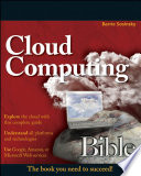 Cloud Computing Bible Book