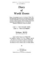 Diary of World Events  Being a Chronological Record of the Second World War Photographically Reproduced from the American and Foreign Newspaper Dispatches as Reported Day by Day Book PDF