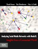 Analyzing Social Media Networks with NodeXL