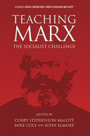 Teaching Marx