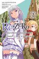 Re:ZERO -Starting Life in Another World-, Chapter 1: A Day in the Capital, Vol. 2 (manga) Pdf/ePub eBook