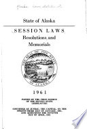 Session Laws, Resolutions