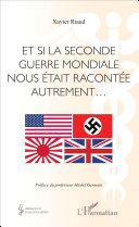 Pdf Et si la seconde guerre mondiale nous était racontée autrement...