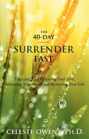 The 40 Day Surrender Fast Book