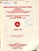 Aerodynamic Forces On Freight Trains Full Scale Aerodynamic Validation Tests Of Trailer On A Flat Car By Prakash B Joshi Book PDF