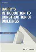 Barry's Introduction to Construction of Buildings [Pdf/ePub] eBook