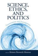 Science, Ethics, and Politics Pdf/ePub eBook