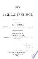New American Farm Book Book