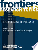 Microbiology of wetlands Book