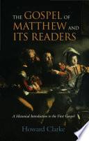 The Gospel of Matthew and Its Readers