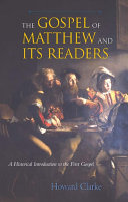 The Gospel of Matthew and Its Readers Pdf/ePub eBook