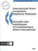 International Direct Investment Statistics Yearbook 2000