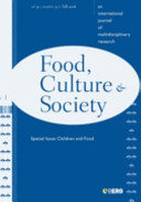 Food Culture And Society Book PDF