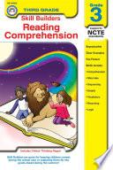 Reading Comprehension Grade 3 Book PDF
