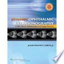 Dynamic Ophthalmic Ultrasonography Book PDF