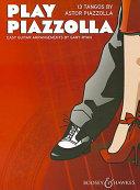 Play Piazzolla   13 Tangos