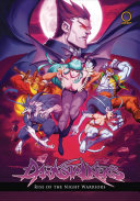 Darkstalkers  Rise of the Night Warriors Book