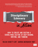 Pdf Disciplinary Literacy in Action