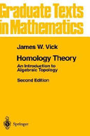 Homology Theory
