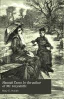 Hannah Tarne  by the author of  Mr  Greysmith