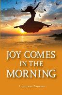 Joy in the Morning Pdf/ePub eBook