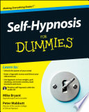 """""""Self-Hypnosis For Dummies"""" by Mike Bryant, Peter Mabbutt"""