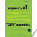 Linguaforum Toefl Ibt Frequency #1 Vocabulary