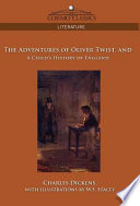 The Adventures Of Oliver Twist And A Child S History Of England