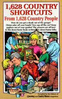 1628 Country Shortcuts from 1628 Country People