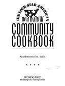 The Four star American Community Cookbook