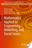 Mathematics Applied to Engineering, Modelling, and Social Issues