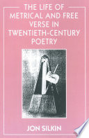 The Life of Metrical and Free Verse in Twentieth Century Poetry