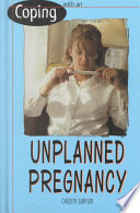 Coping with an Unplanned Pregnancy by Carolyn Simpson PDF