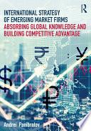 International Strategy of Emerging Market Firms