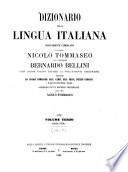Dizionario della lingua italiana0