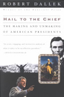 Hail to the Chief Book