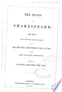 The Plays Of Shakespeare Book PDF