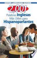 2 001 Palabras Inglesas Mas Utiles para Hispanoparlantes
