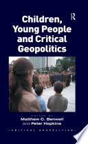 Children Young People And Critical Geopolitics