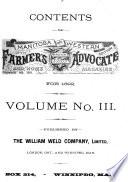 Farmer's Advocate and Home Magazine