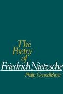 The Poetry of Friedrich Nietzsche