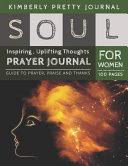 Soul Prayer Journal for Women
