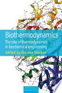 Biothermodynamics Book